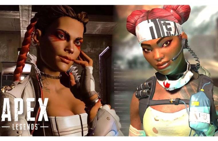 Proposed Apex Legends buffs would make Loba & Lifeline even better teammates