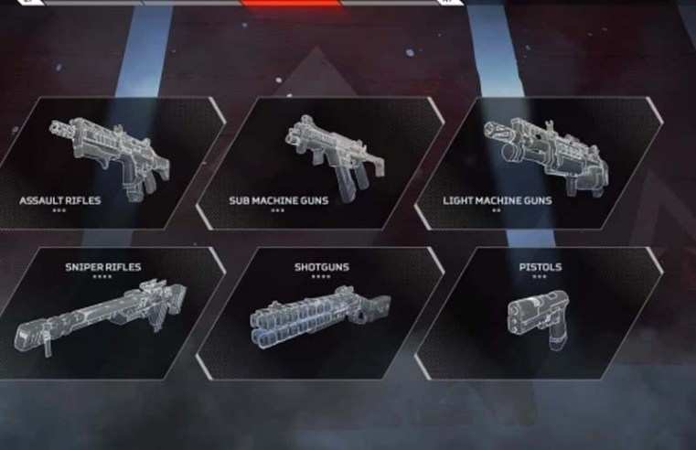 Apex Legends' Weapon Tier List February 2021