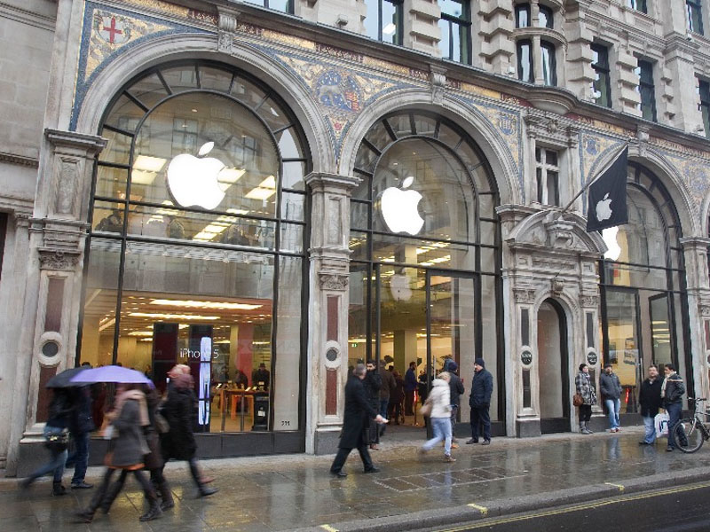Apple temporarily shuts down retail stores in the UK due to COVID-19 lockdown