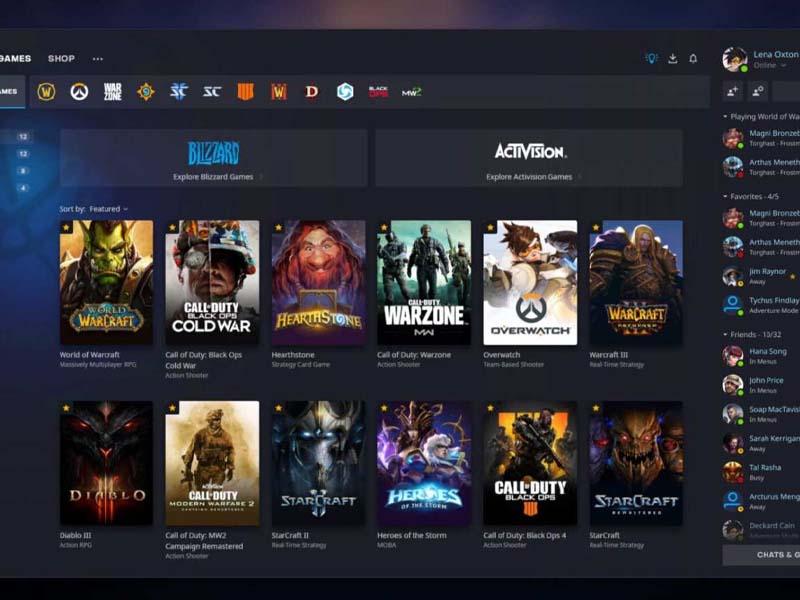 Blizzard Has Started Rolling Out its Major Battle.net App Update