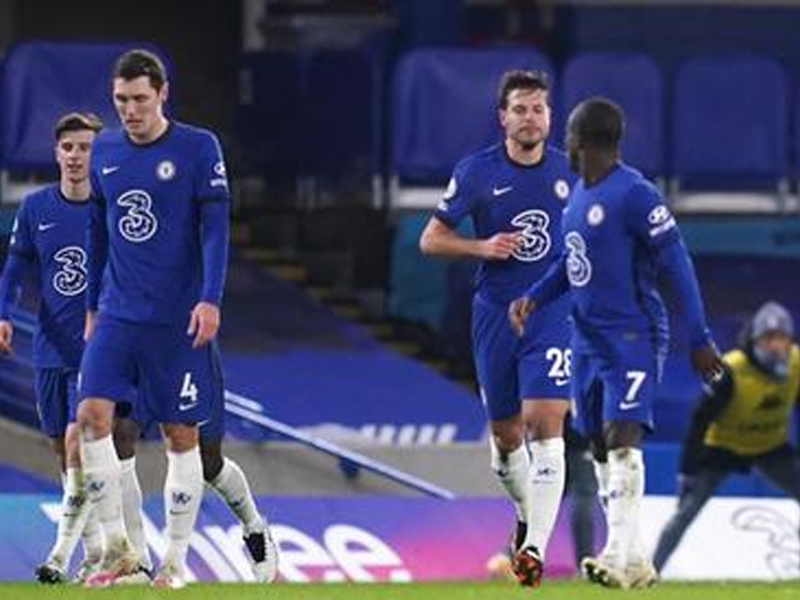 Chelsea announce profit of £32.5m in 'a sign of strength and stability'