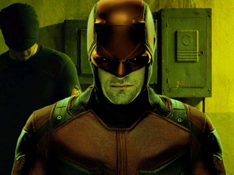 Troy Baker Again Teases Interest in Daredevil Video Game