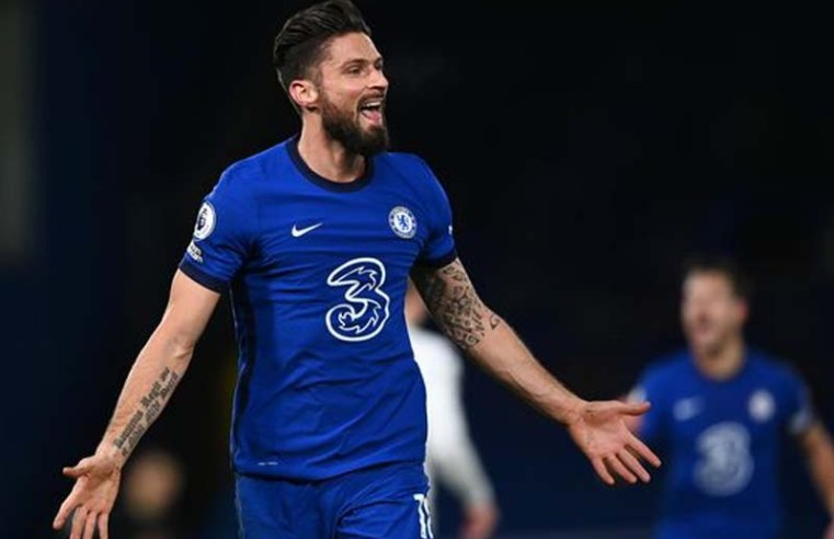 Blues given Olivier Giroud boost and make left-back decision
