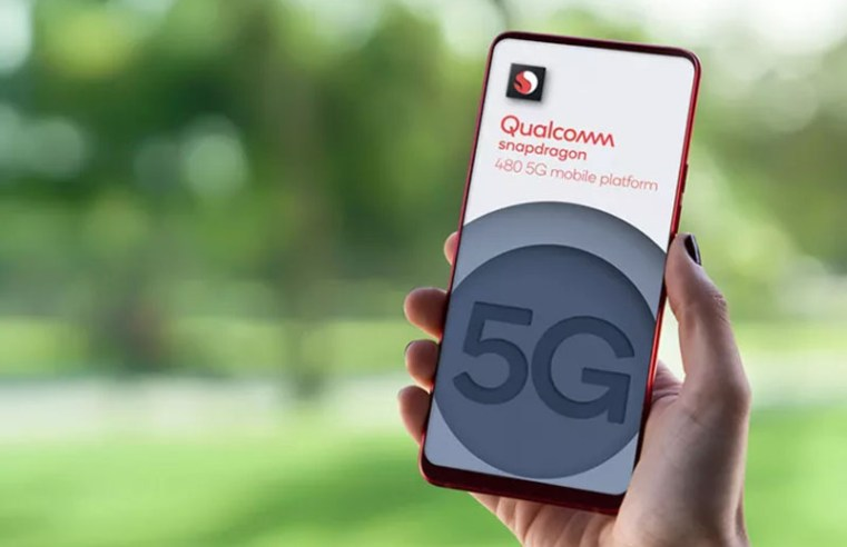 Cheap 5G phones promised as Qualcomm launches new Snapdragon 480 chipset