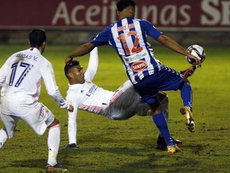 Real Madrid's Copa del Rey exit to Alcoyano 'not an embarrassment,' insists Zinedine Zidane