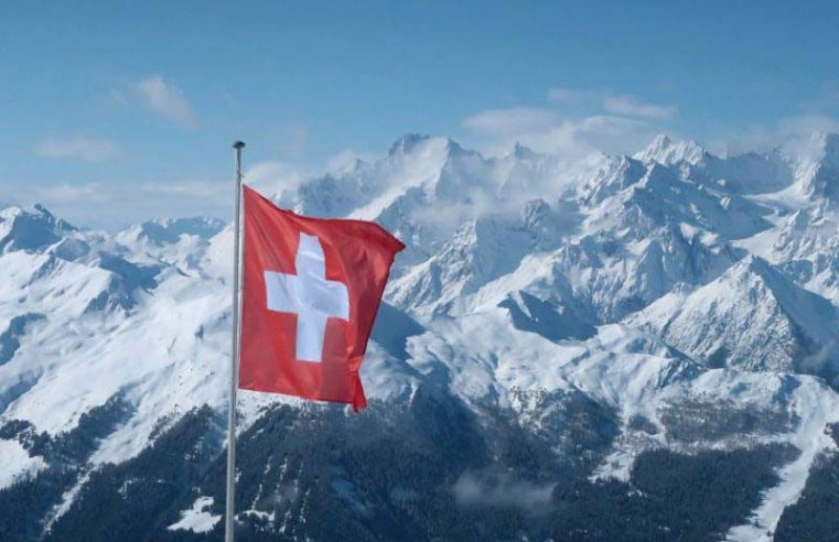 UK to start talks with Switzerland on post-Brexit financial services deal