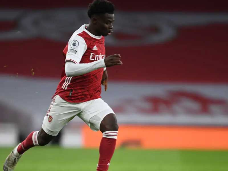 Arsenal: Mikel Arteta promises to 'protect' Bukayo Saka's flourishing talent