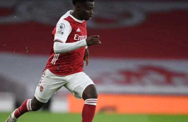 Arsenal: Mikel Arteta promises to 'protect' Bukayo Saka's flourishing talent