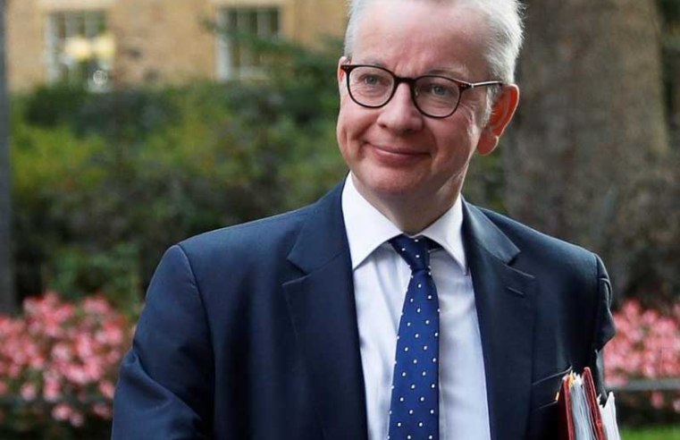 UK and EU need a reset after threat to Northern Ireland trade, says UK's Gove