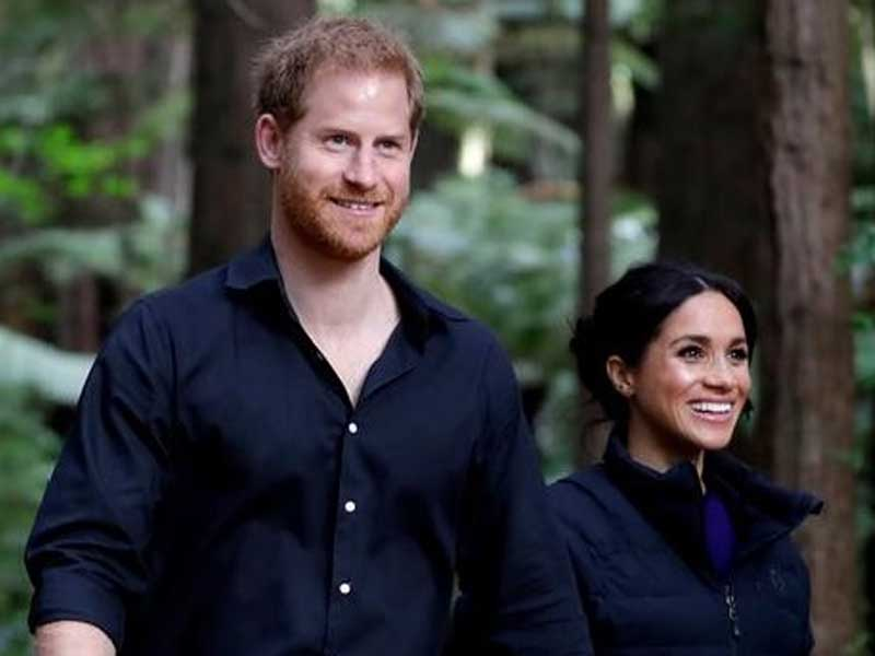 Harry and Meghan finalize split as 'working members' of royal family