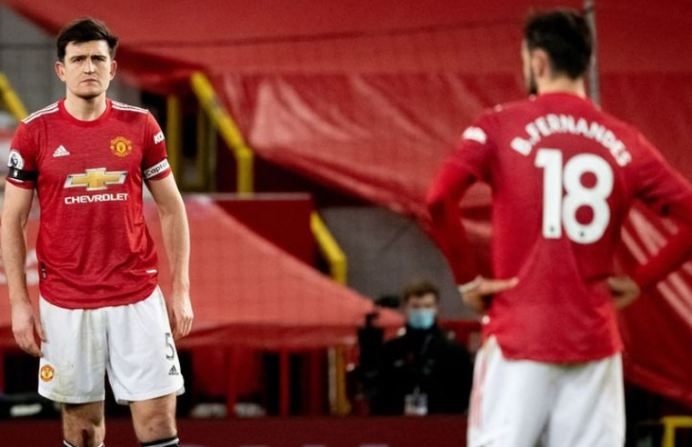 Bruno Fernandes names two changes Manchester United have to make after Everton draw