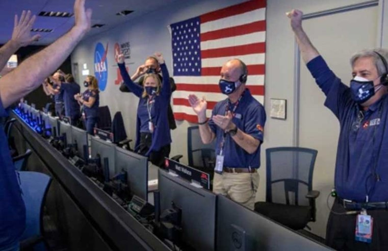 NASA Rover Lands On Mars In Crater Named After Bosnian Town