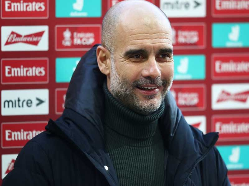 Pep Guardiola invites Hansi Flick's Bayern for a game of the sextuple teams