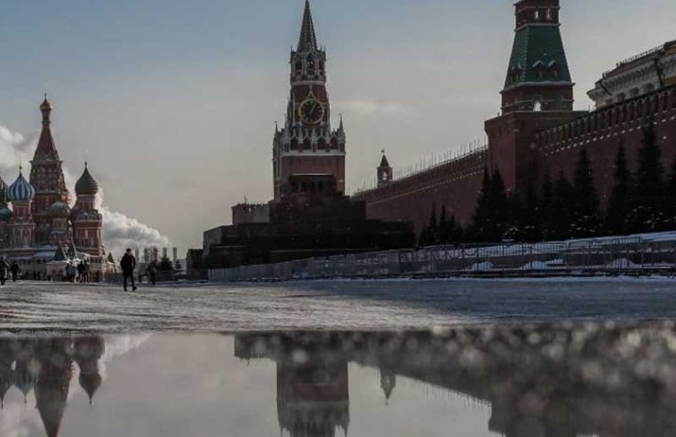 Russia imposes sanctions on UK officials