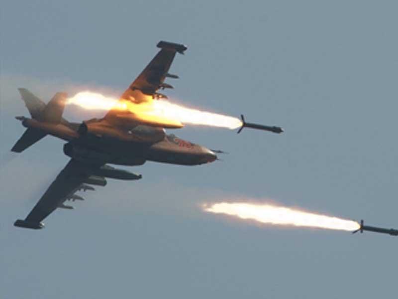 Russian air strikes kill 21 IS jihadists in Syria: monitor