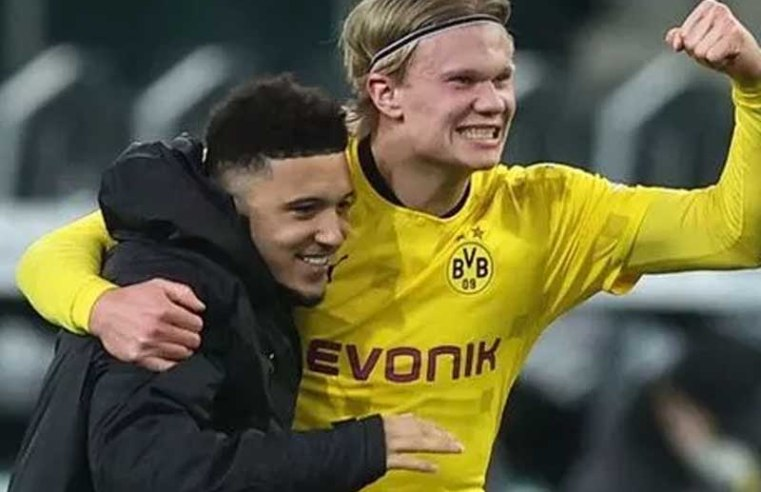 Man Utd have £40m Jadon Sancho alternative to return for if Red Devils sign Erling Haaland