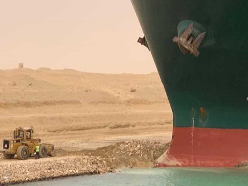 Egypt to release vessel impounded in the wake of Suez Canal blockage