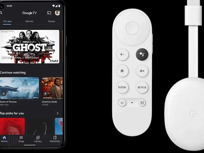 Google TV app to include deprecated Android TV Remote app