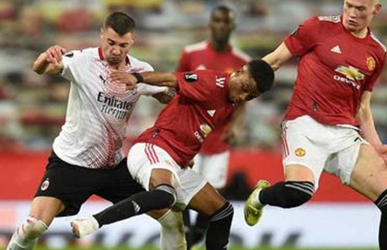 Manchester United manager Ole Gunnar Solskjaer delighted with Amad Diallo despite blow of late Milan leveller