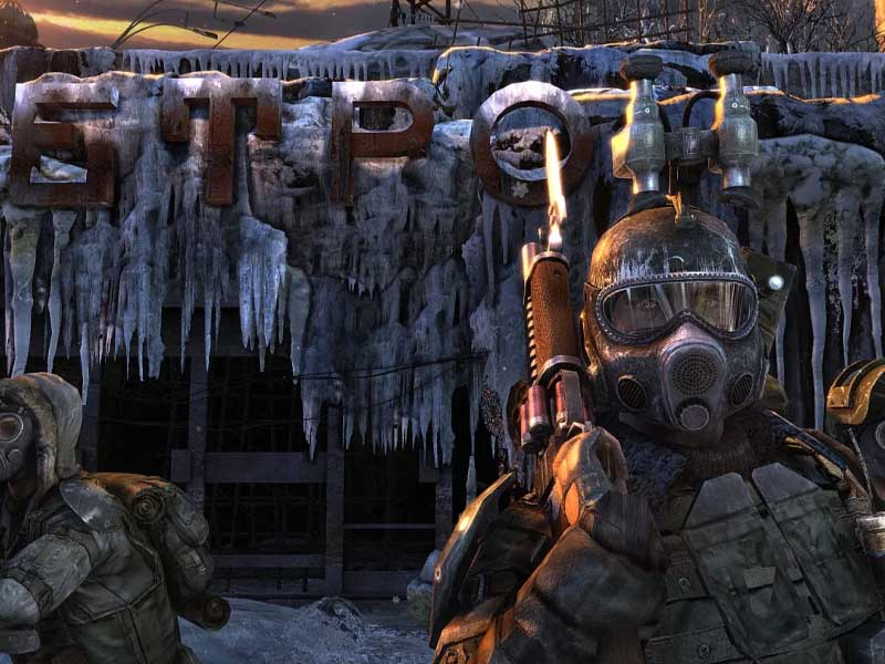 Metro 2033 Free on Steam for a Limited Time Alongside Franchise Sale