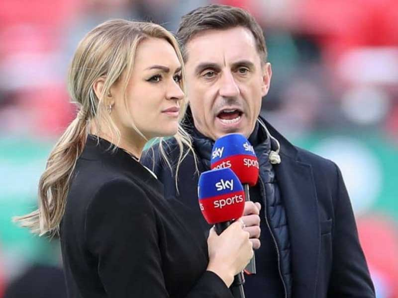 Gary Neville raves about Leeds United again after win at Man City