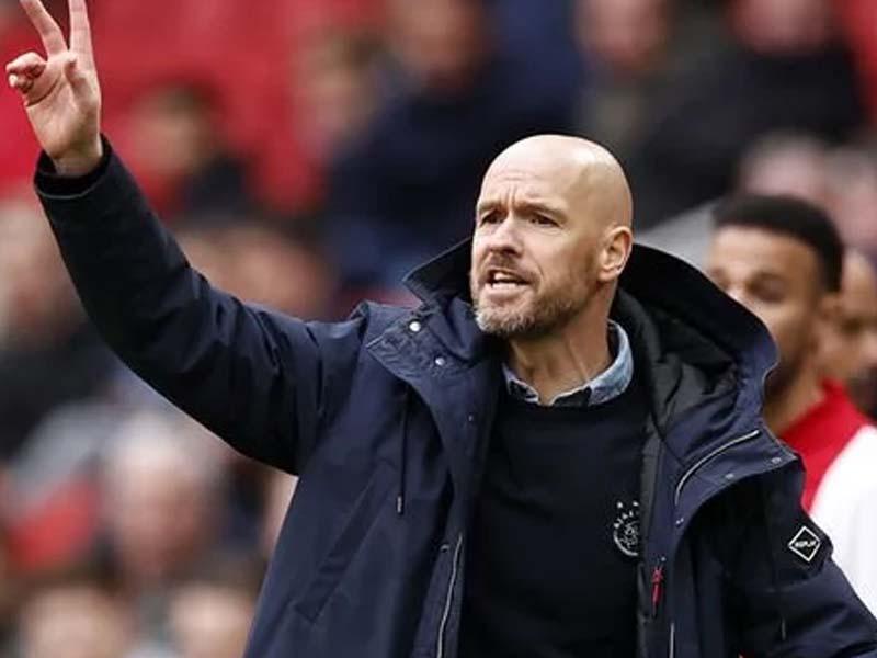 Tottenham chief Daniel Levy has next manager plan in place as Erik ten Hag interview set