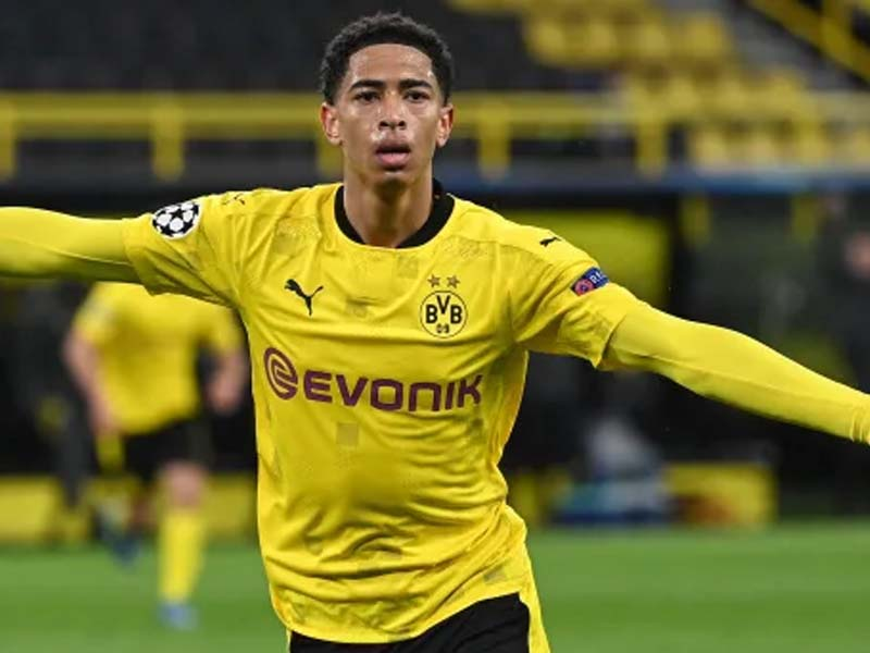 Borussia Dortmund ready to offer Jude Bellingham new contract
