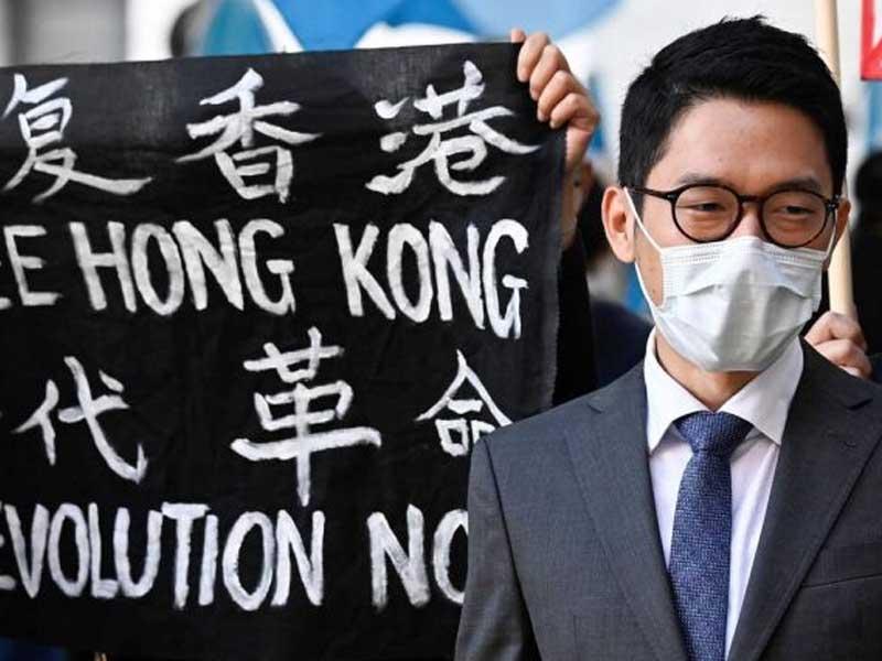 China says UK sheltering 'wanted criminals' after Hong Kong asylum ruling
