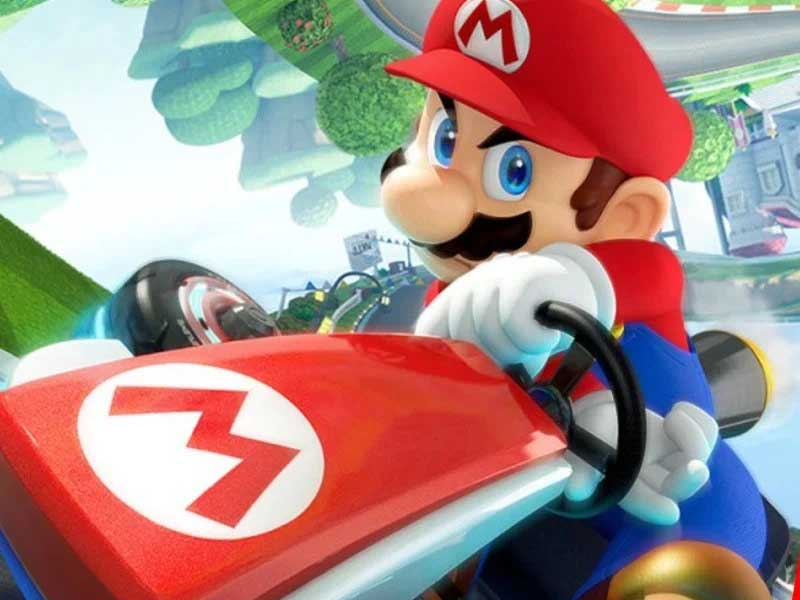 """Mario Kart 8 Becomes The """"Best-Selling"""" Racing Game In US History"""