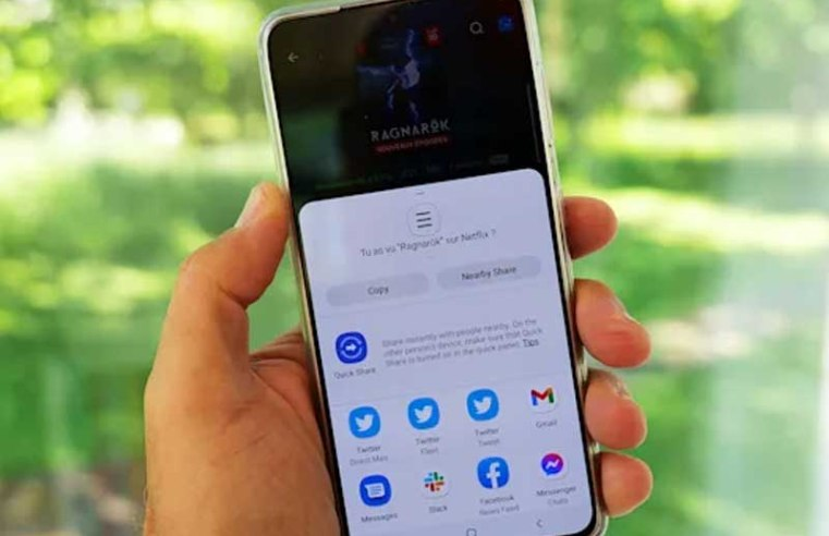 Android 12 will force apps through the official share menu