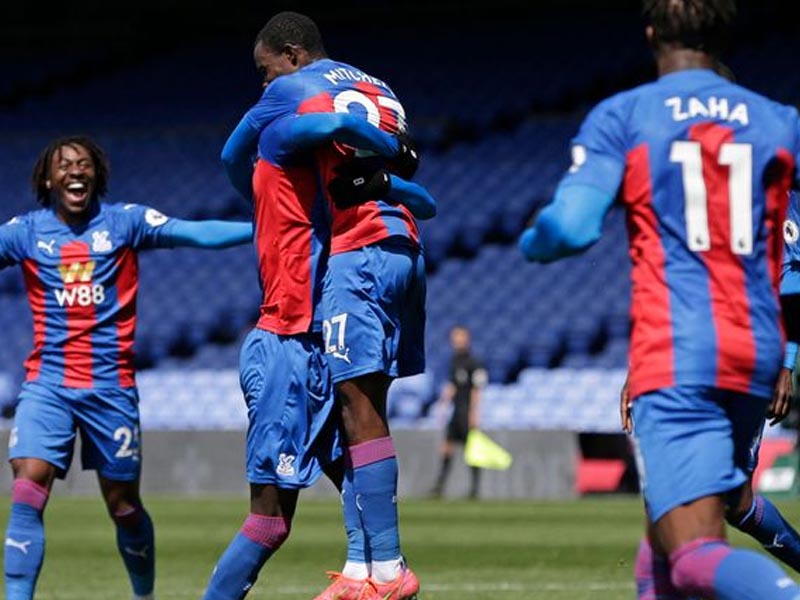 Tyrick Mitchell looking forward to 'amazing moment' as Crystal Palace fans return for Arsenal