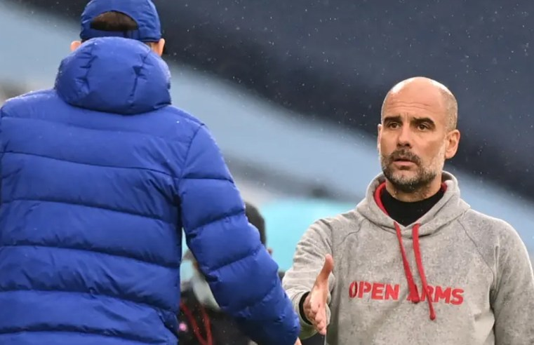 Pep Guardiola insists Man City ready to play 'best game' in Champions League final against Chelsea
