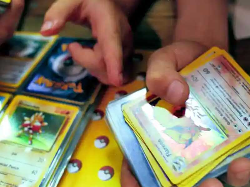Burglar broke into home and stole collection of Pokemon and Dragon Ball Z cards