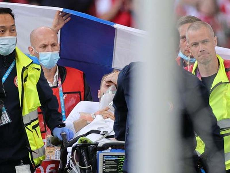 Christian Eriksen would've had annual heart checks – and nothing irregular ever showed up