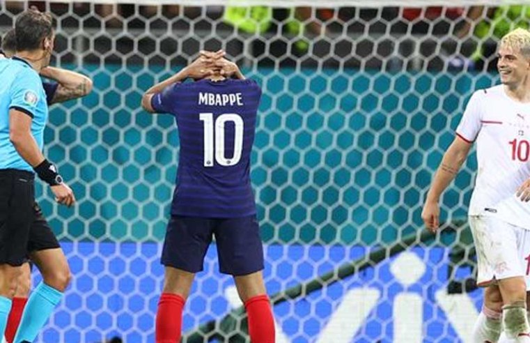 Kylian Mbappe sorry for crucial France penalty miss that led to Euros exit: 'It's going to be hard to sleep'