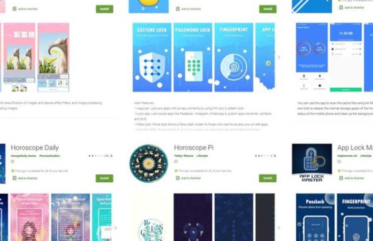 Popular Google Play Store apps removed for stealing Facebook passwords
