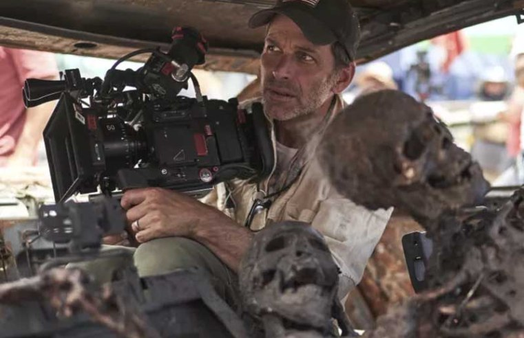 Netflix is turning Zack Snyder's reworked Star Wars pitch into a movie