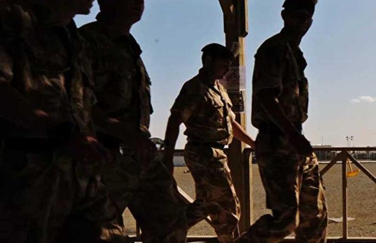 UK Special Forces Will Reportedly Stay in Afghanistan 'as Advisers'
