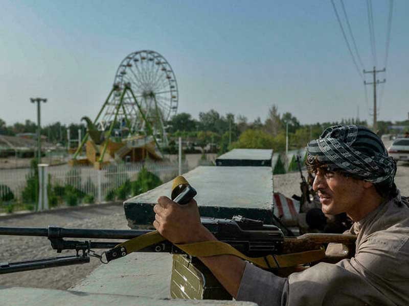 UN compound in Afghan city of Herat comes under attack, police guard killed