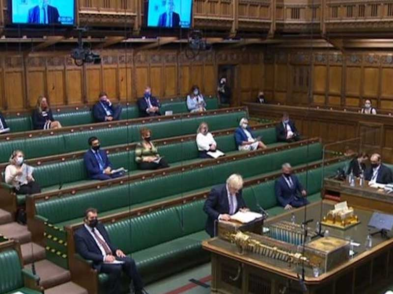 UK parliament unanimously votes for 'diplomatic boycott' of Beijing Olympics