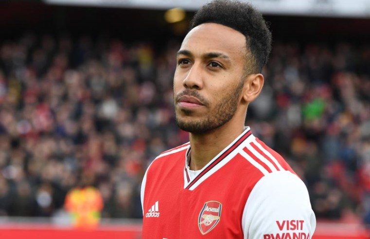 Barcelona are not negotiating for Aubameyang
