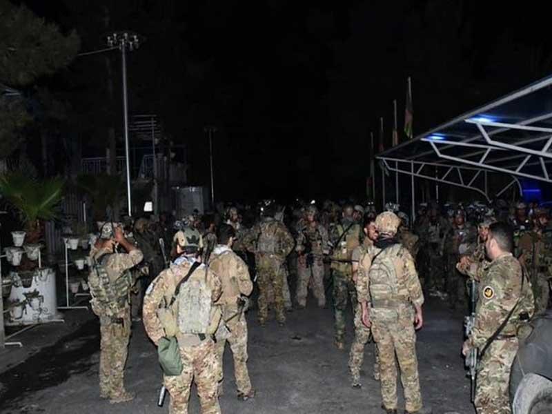 94 Taliban, Al-Qaeda terrorists killed in operations by Afghan forces in Lashkar Gah