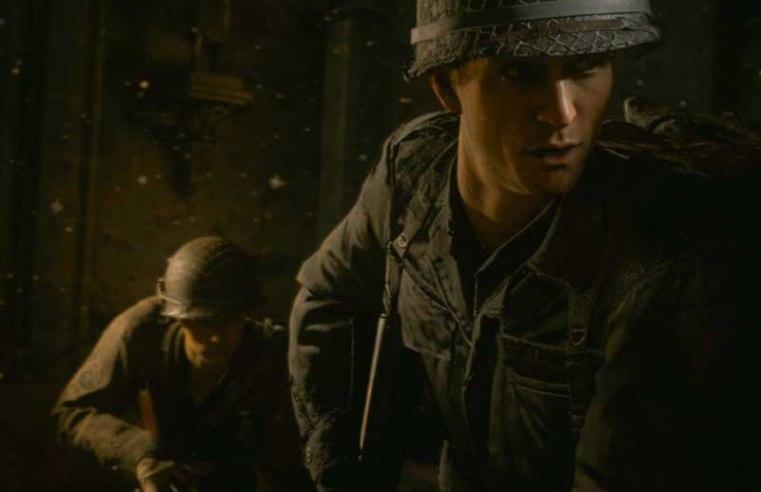 Call of Duty: Vanguard artwork leaks via Cold War update files