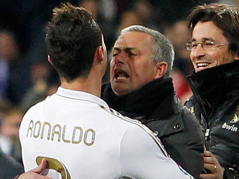 Jose Mourinho says Cristiano Ronaldo to Man Utd is 'perfect business'
