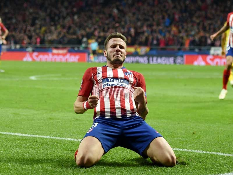Barcelona lead race to sign Saul Niguez