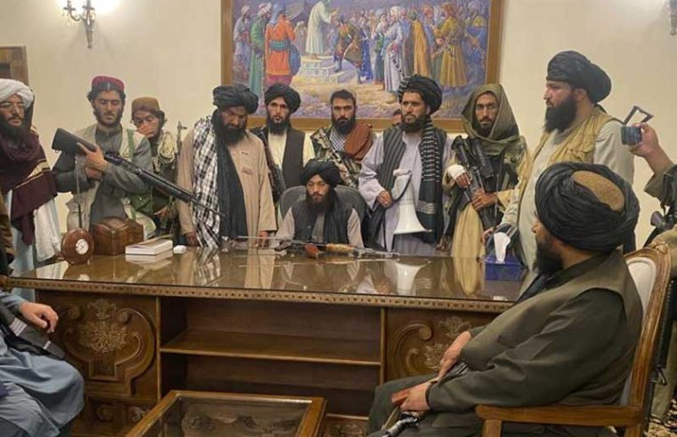 Taliban seek to project calm as US speeds chaotic evacuation