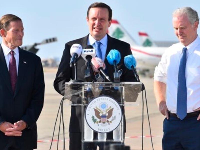 U.S. Senators Warn Lebanon To Avoid Iranian Fuel, Despite Crisis