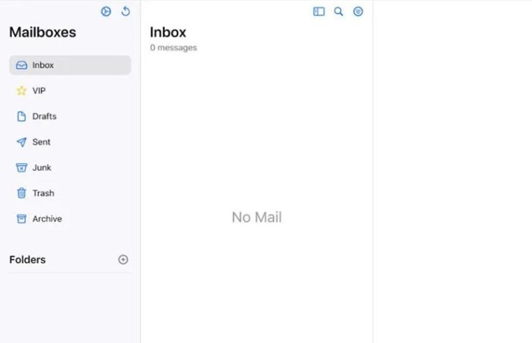 Apple Rolls Out New Design For iCloud Mail For The Web