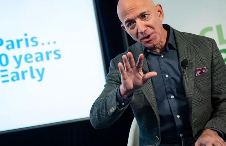 Jeff Bezos' climate fund pledges $1 billion to conservation efforts