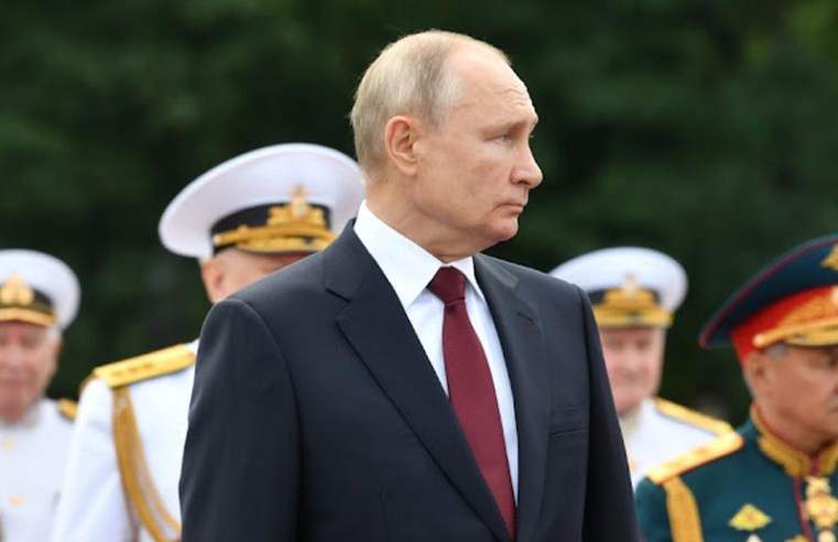 Russia's Vladimir Putin self-isolates after Covid-19 found in entourage